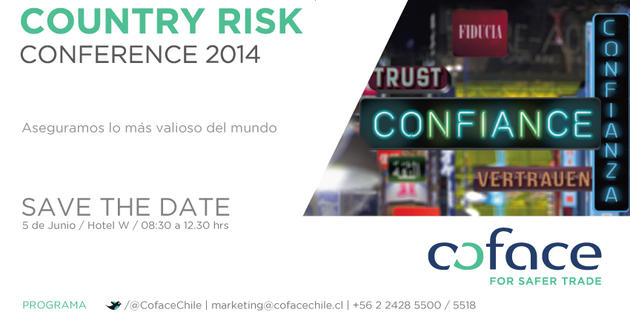 2014 Save the Date 5 de Junio - Mail